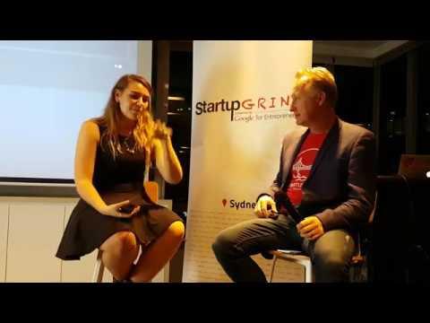 StartupGrind Sydney with Nikki Durkin 22/03/2017