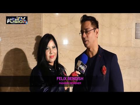 ART IN FUSION TV - INTERVIEW WITH DESIGNER FELIX BENDISH