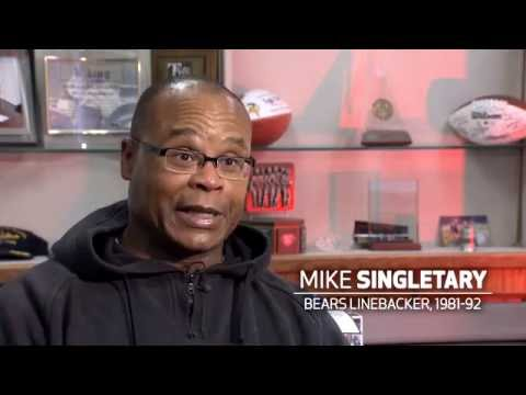 Mike Singletary on special relationship with Buddy Ryan