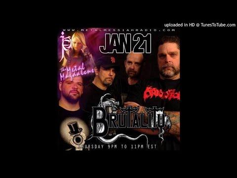 Brutality interview on Metal Messiah Radio