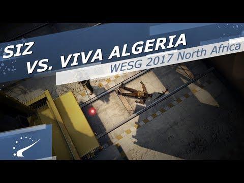 siz vs. Viva Algeria - WESG 2017 North Africa