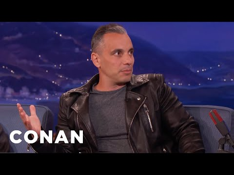 Sebastian Maniscalco's Friends Aren't Impressed That He Made Forbes  - CONAN on TBS