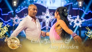 Colin Jackson and Amy Dowden Rumba to 'Run' by Leona Lewis - Christmas Special 2017