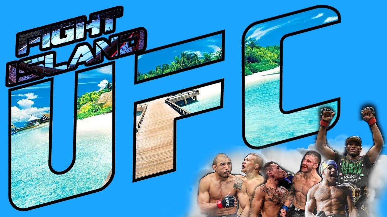 UFC FIGHT ISLAND (2020ᴴᴰ)