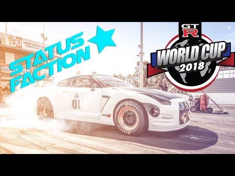 GTR World Cup 2018 Palm Beach International Raceway