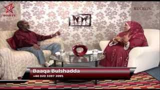 Baaqa Bulshada oo waraysi cajiiba la yeeshay Abwaan Xasan Ganey