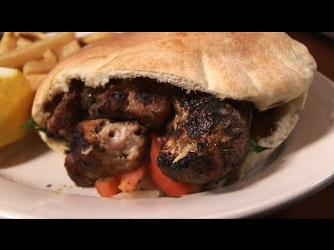 Chicagos Best Greek: Spectrum Bar and Grill