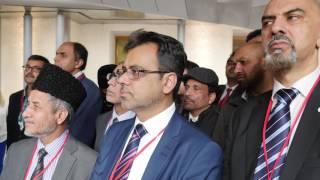Ahmadi Muslims visit Scottish Parliament