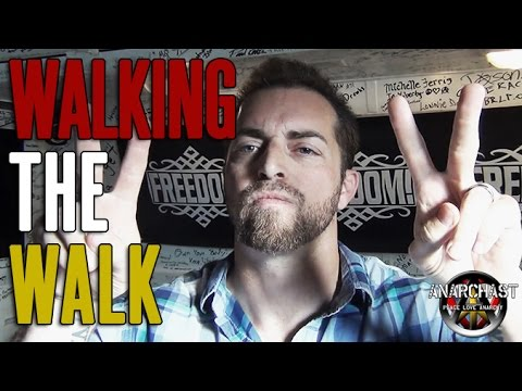 Adam Kokesh Illegally Crosses the Border from Mexico into the USSA After Anarchapulco