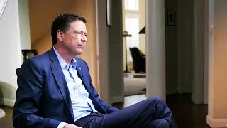 Comey On His AWKWARD Pee Tape Convo With Trump