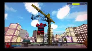 Superhero Brawl(ROBLOX)