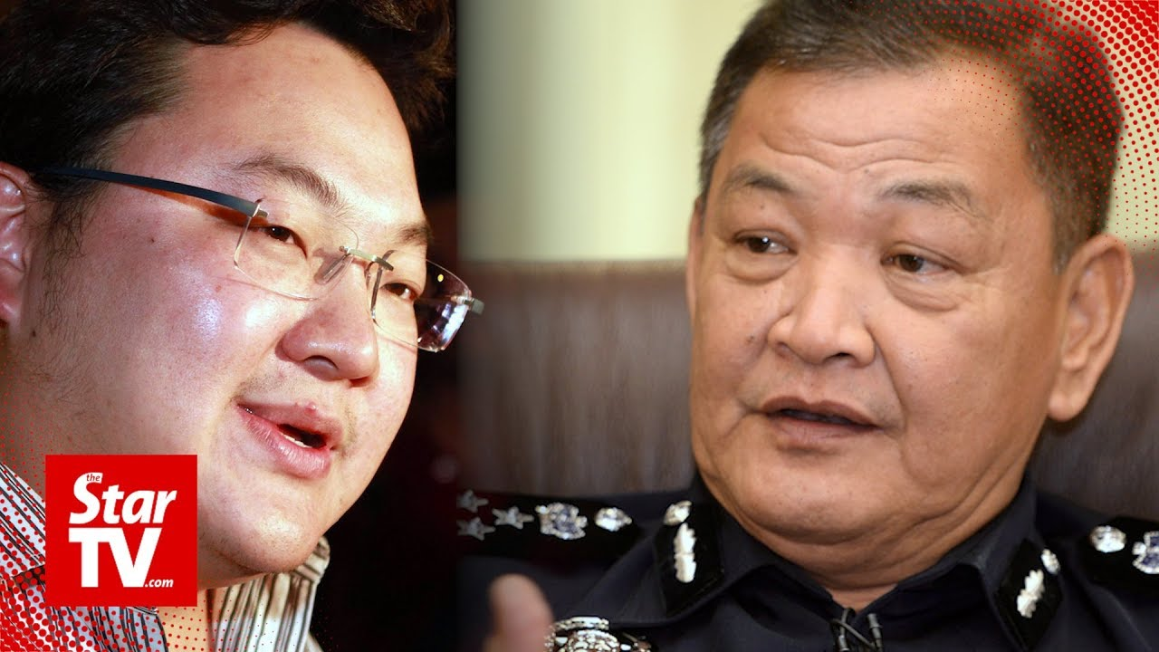 IGP told Jho Low to return home, promised police protection