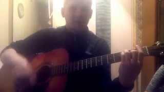 Макс Корж - Мотылёк ( Cover ) Гитара