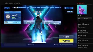 Live:Fortnite SAISON 10 Wins Your Fight Pass