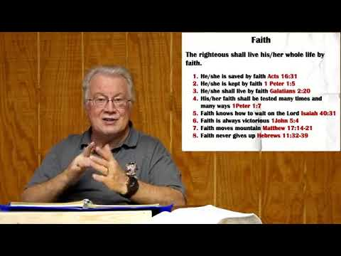 Sunday Sermon by Rod Renusch