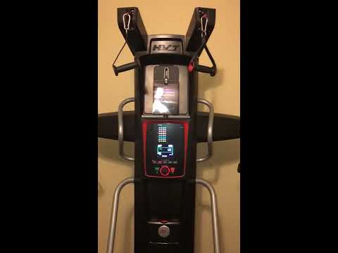 Bowflex HVT Review *AWESOME!*