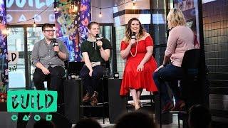 Carly Sakolove, Chad Burris & Kyle Ashe Wilkinson Talk