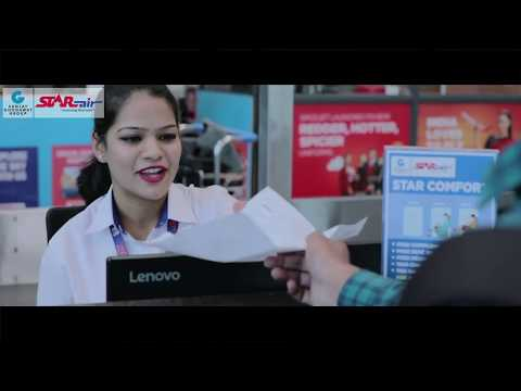 Star Air Corporate Video