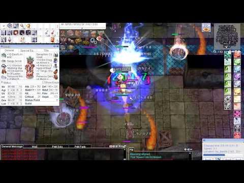 IRO Sura Solo Levelling Bio4 (Lion's Howl)