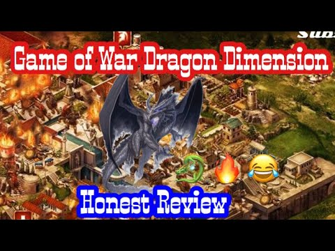 """Game of War: """"The New Dragon Dimension"""" Should You Play??"""