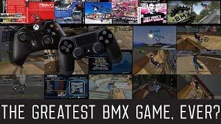 The Greatest BMX Game, Ever? - Mat Hoffman's Pro BMX 2