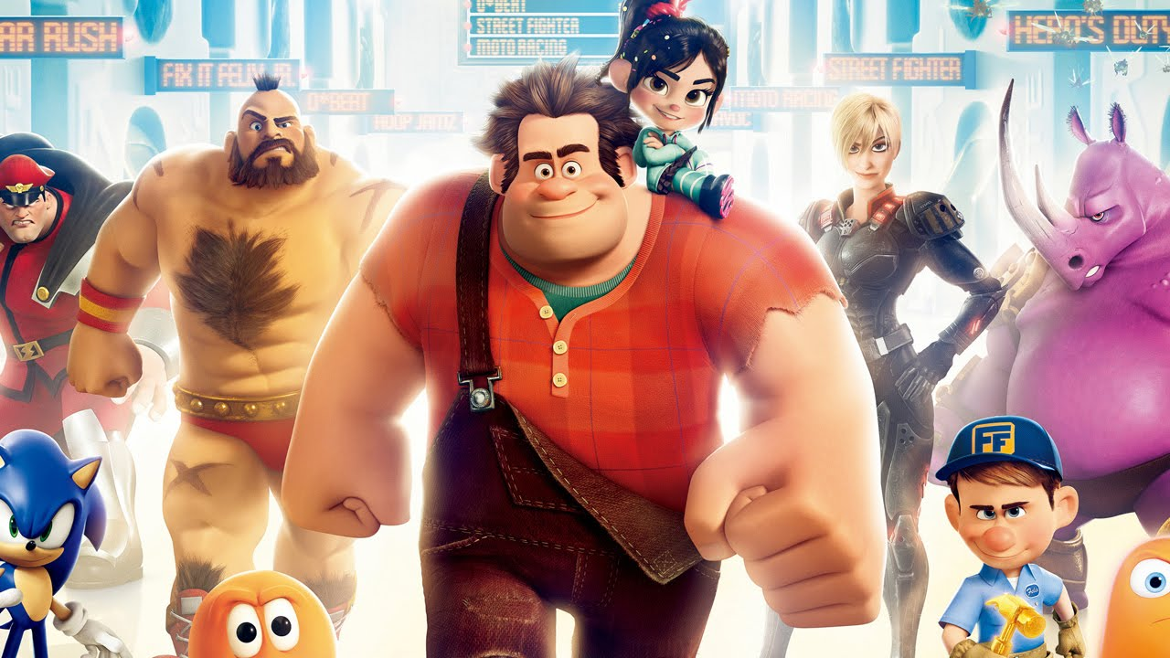 WreckIt Ralph 2 Officially Announced  YouTube