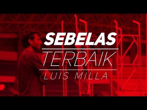 SEBELAS TERBAIK | Luis Milla