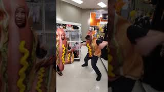 Wearing Costumes at Target- Funny