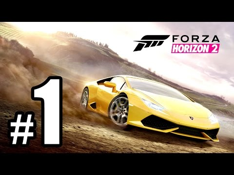 Forza Horizon 2 Walkthrough PART 1 [1080p] Demo Gameplay TRUE-HD QUALITY