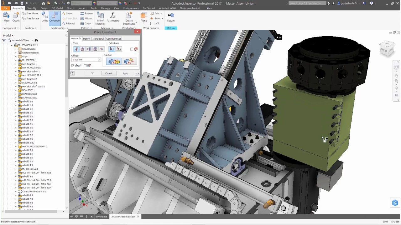 What's New in Autodesk Inventor 2018 - Part 1 | KETIV
