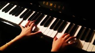 nothing in your eyes - mr.t ft. yanbi - _piano instrumental_ by My An