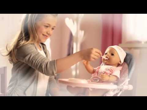 Baby Born et Baby Annabell - Lansay - YouTube