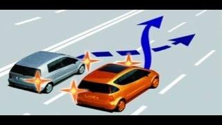 Как перестроиться на дороге, чтобы не возник занос?