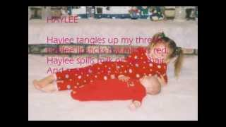 haylee mazzella - heaven