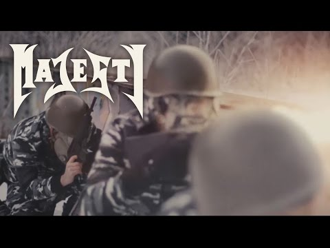 MAJESTY - Rebels Of Our Time (Musikvideo)