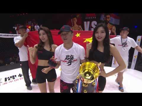 REBEL FC 8- Chen Rui VS Yad Singh