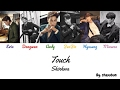 Shinhwa Touch Engromhan Color Coded Musica