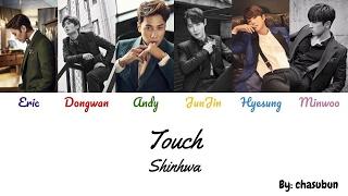 Lyrics Key: Dark Blue- Eric Red- Dongwon Green- Andy Yellow- JunJin...