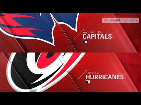 Washington Capitals vs Carolina Hurricanes Dec 14, 2018 HIGHLIGHTS HD