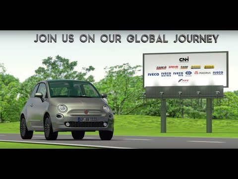 CNH Industrial - A Global Journey