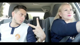 Driving with My Mexican Mom
