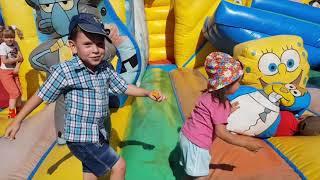 С Русланом кирилловым съездили в детский дом Малышок