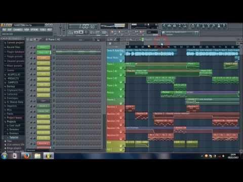 Tiësto feat. Kyler England - Take me ( FL Studio ) Önheri Remake /// Free FLP Download