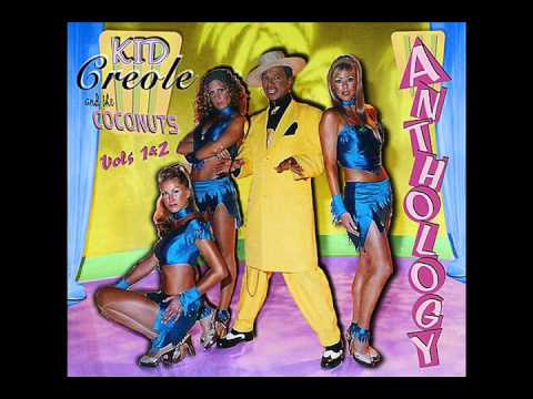 """Kid Creole And The Coconuts """"Welcome To The Lifeboat Party"""""""