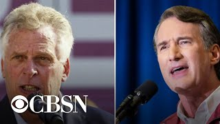 Virginia governor's race tightens as Election Day nears