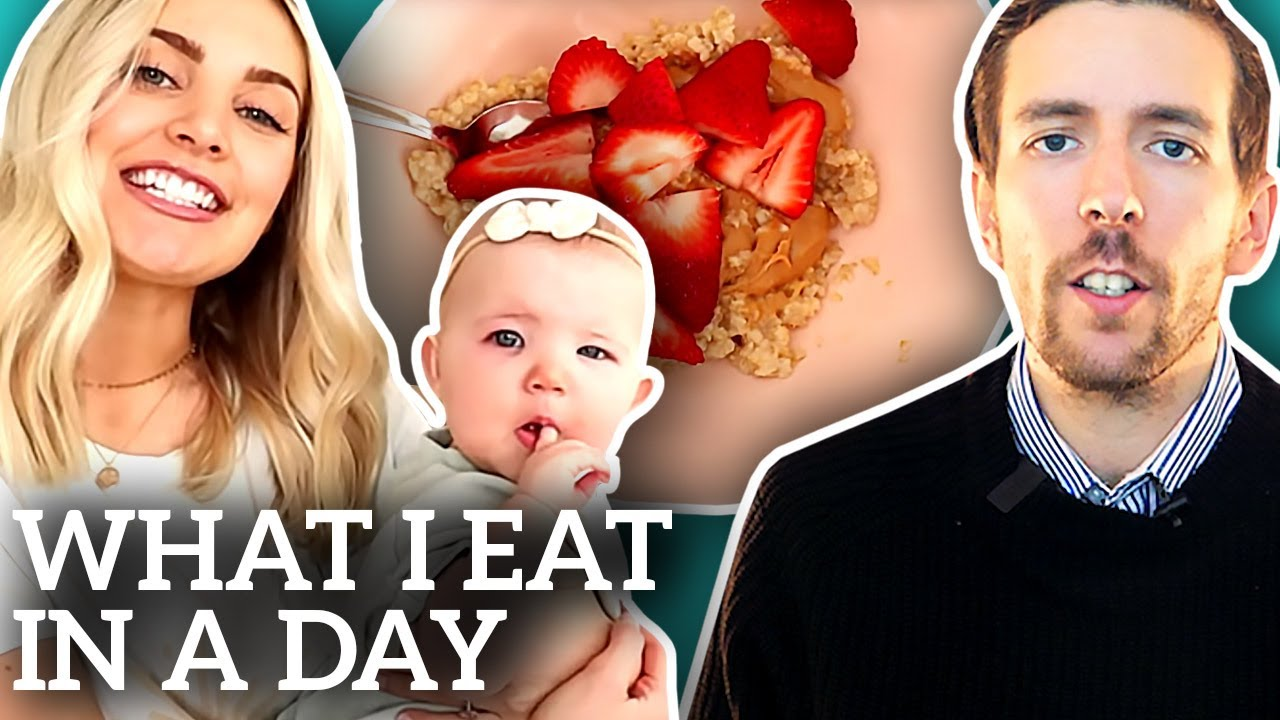 Nutritionist Reviews Mum & Baby Vegan What I Eat In A Day