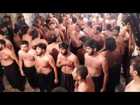 Hassan (A.S) Bhira Da Janaza, Mur Aya, Teeran Dey War Seh Key...... Khan Tassaduq Khan