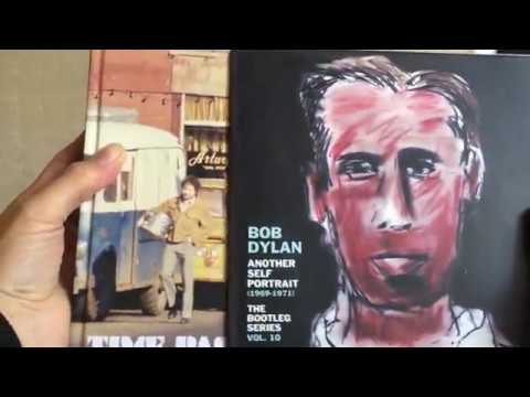 UNBOXING Bob Dylan – Another Self Portrait: The Bootleg Series Vol. 10, 1969-1971 4-disc deluxe set