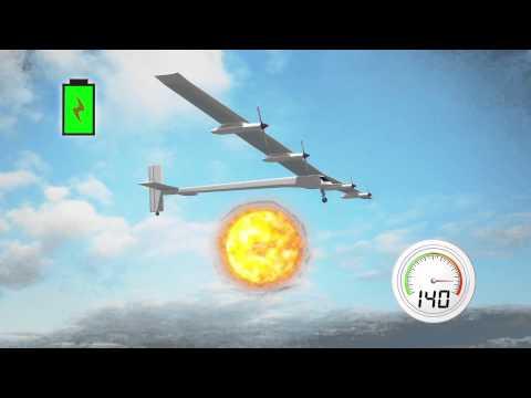 First round-the-world solar flight