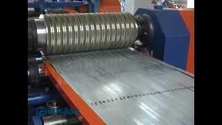 Линия автоматическая прод. резки рулонного металла